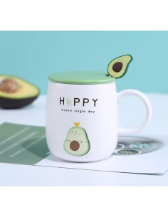 TAZA AGUACATE P-39