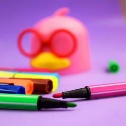 ¿Ya tienes tus plumones favoritos? ✨✨encuentra tu kit de 12 piezas con nosotros, ¡Te esperamos! 🌞